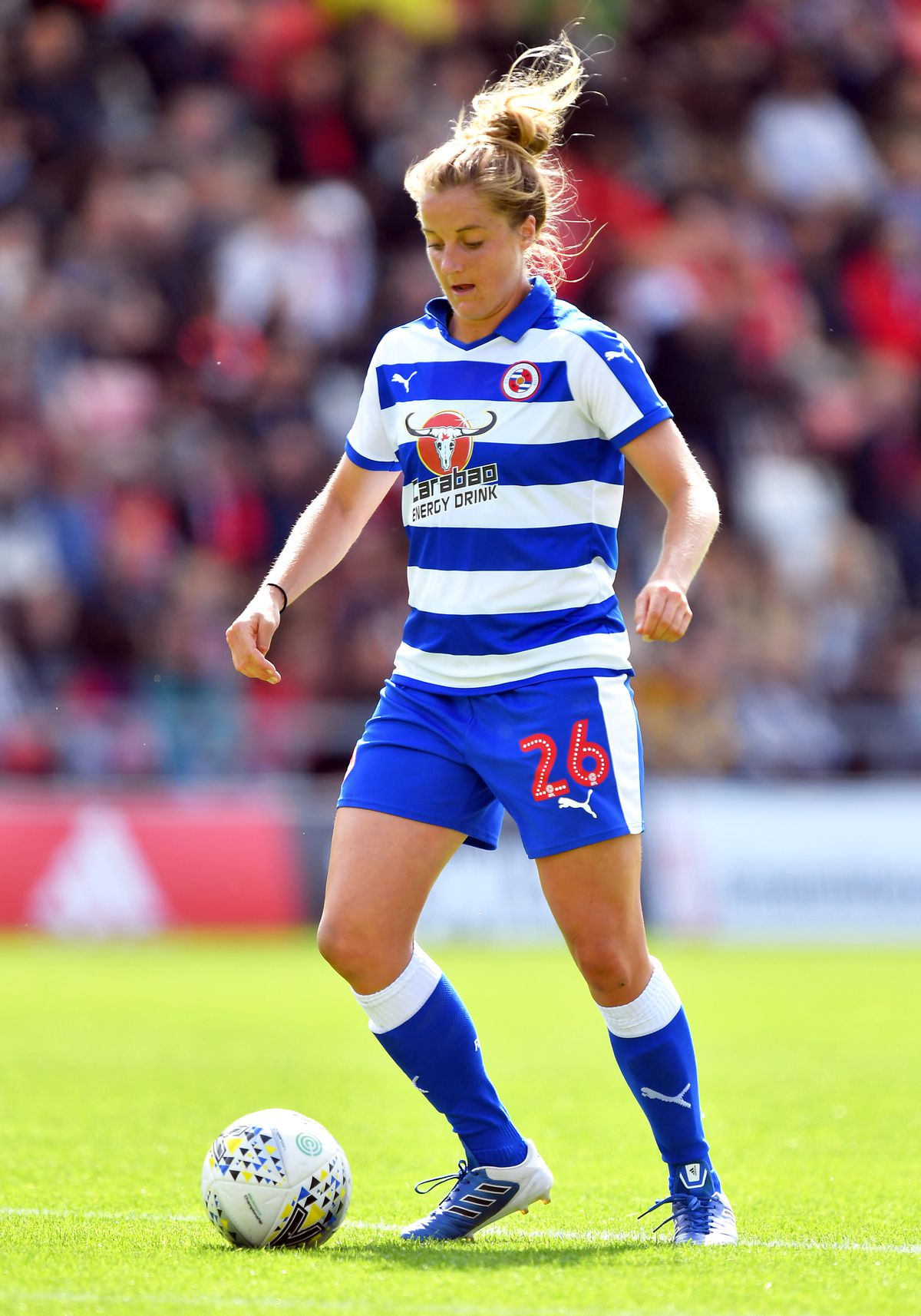 Manchester United Women v Reading FC Women - Continental Tyres Cup - Group Two North - Leigh Sports Village