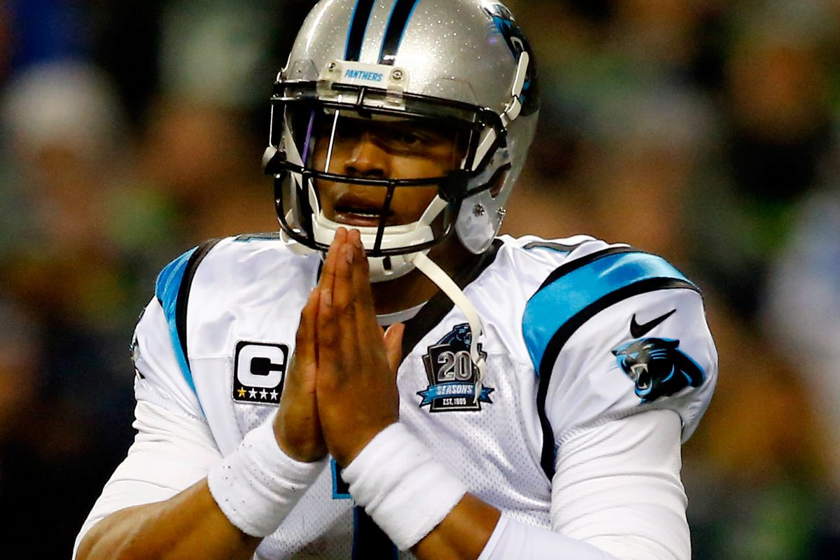 3a7bbef1be3b The Cam Newton Double Standard - Cat Scratch Reader