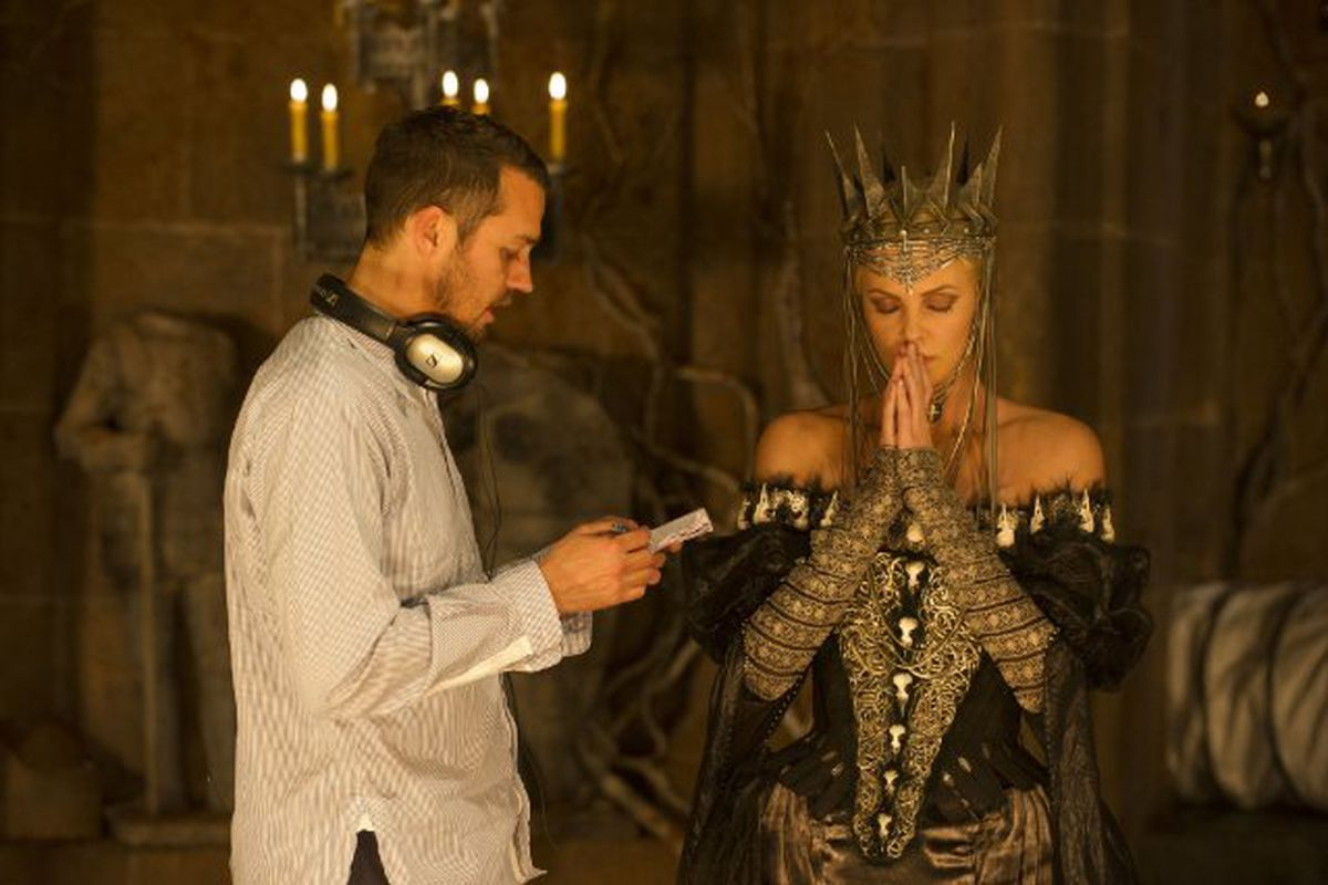 Snow White and the Huntsman promotional still