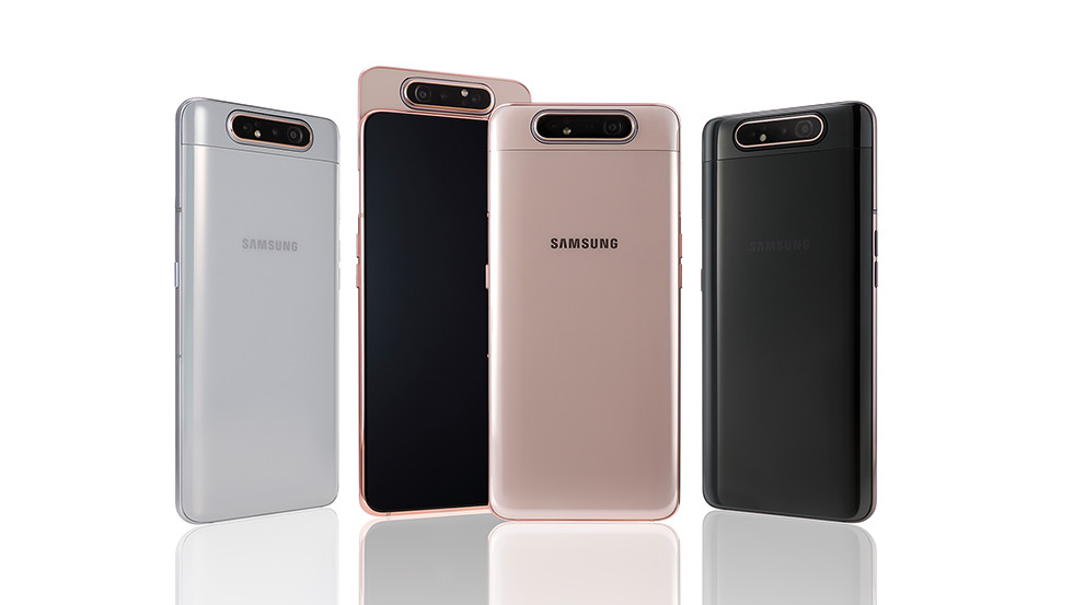 What does Samsung's new Galaxy A80 mean for flagship