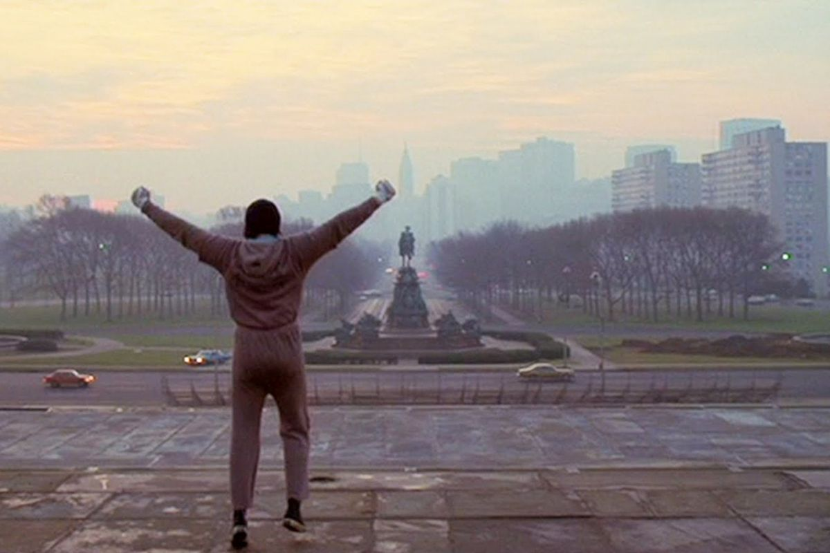 Which Rocky montage do you love the most?
