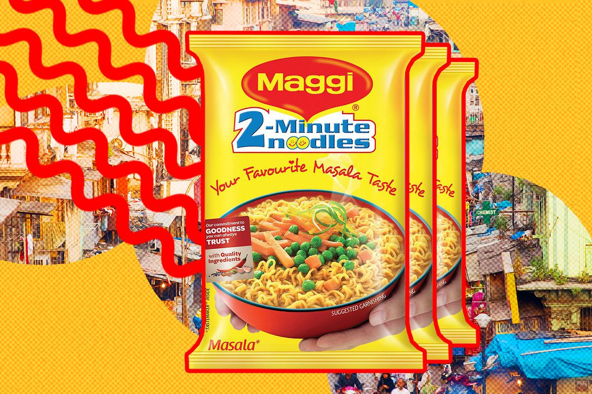 Maggi Noodles Are India's Favorite Snack, Despite Safety