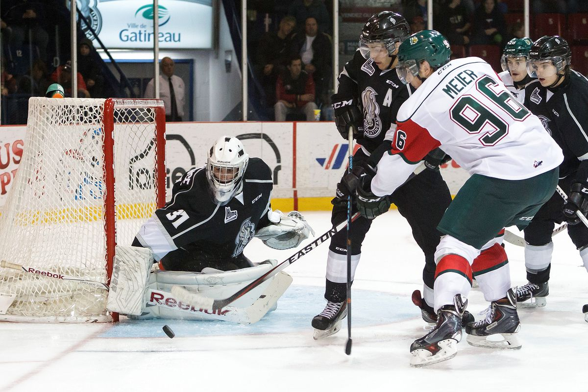 bcea99791 Timo Meier  2015 Draft Prospect Profile - All About The Jersey