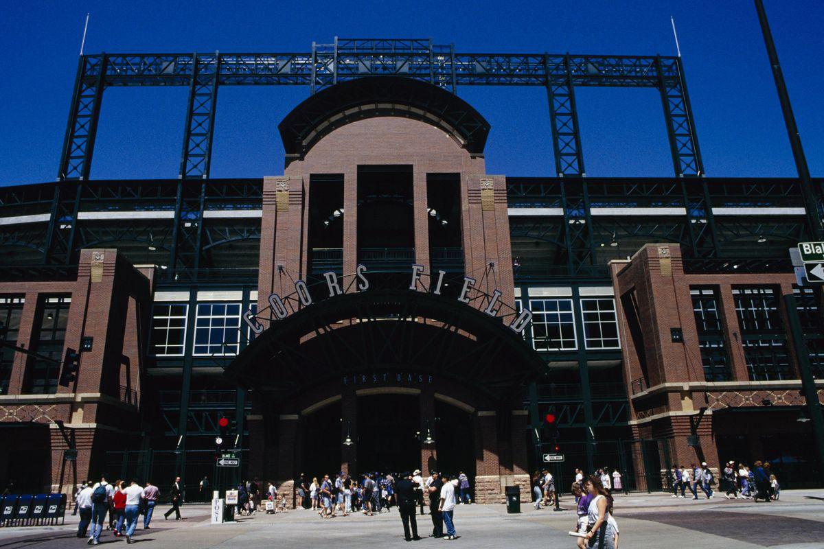 Chicago Cubs v Colorado Rockies