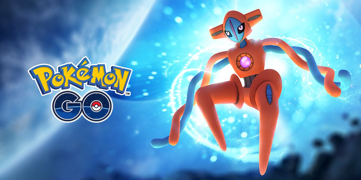 Pokemon Go Deoxys Raid Guide Counters And Best Movesets Polygon