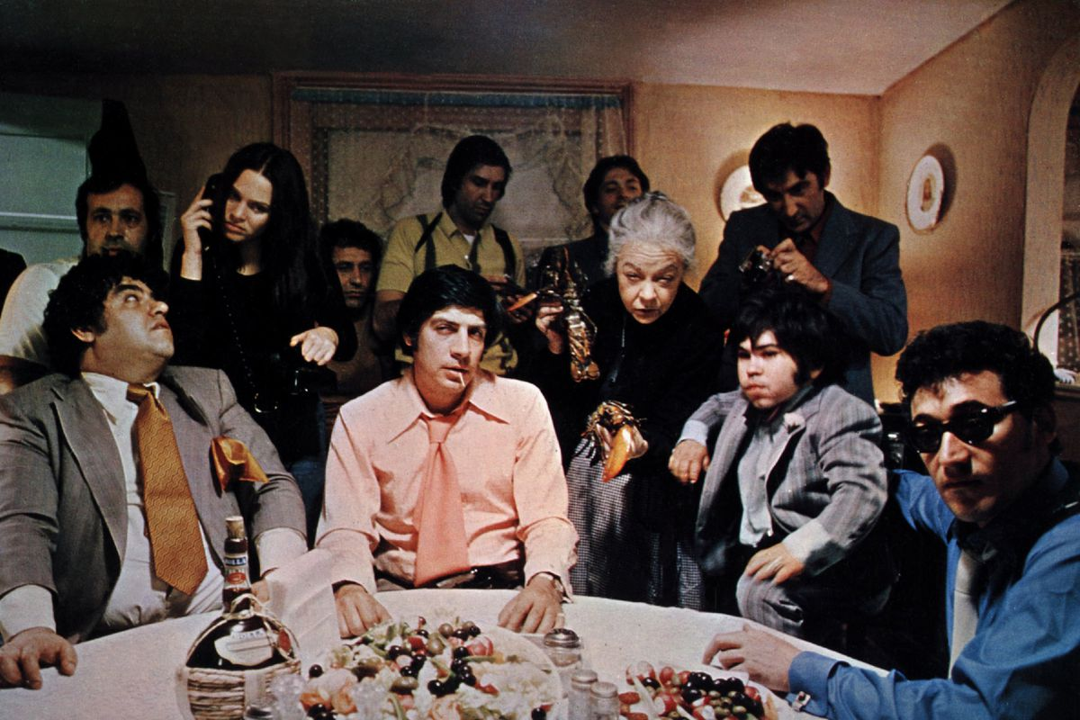 Jerry Orbach, Robert DeNiro, and Hervé Villechaize starred in the horrible 1971 film of which 2021 is a remake.