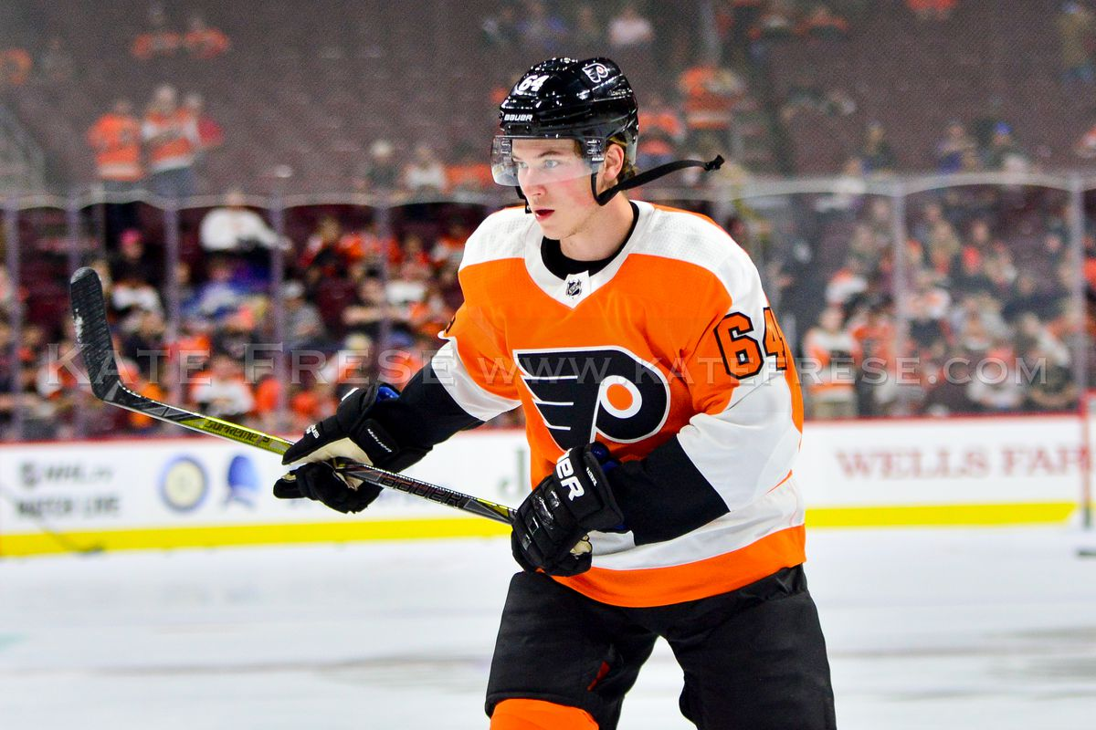 3bcc491c The best photos from the Flyers / Islanders rookie game - Broad ...