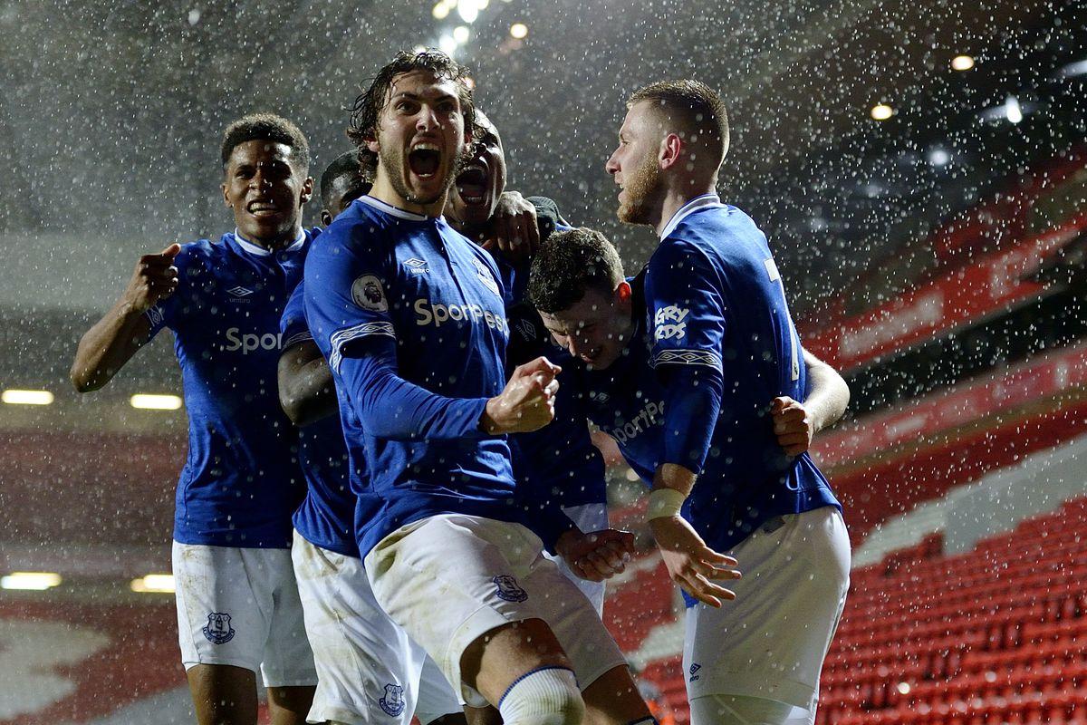 Liverpool U23 v Everton U23 - Premier League