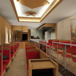 "Let's hope it looks less like a McDonald's in person. via <a href=""http://jorgefontan.com/WAVERLY_RESTAURANT.html"" rel=""nofollow"">Jorge Fontan</a>"