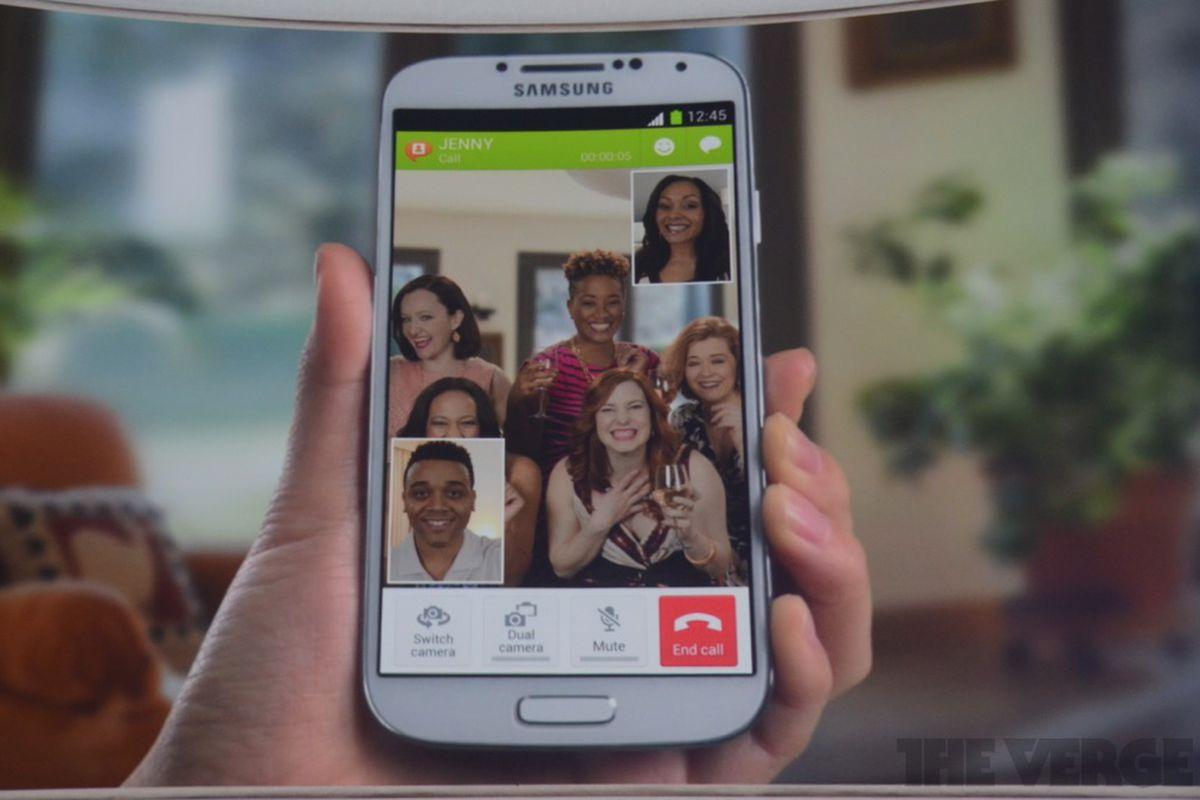 Gallery Photo: Samsung Galaxy S4