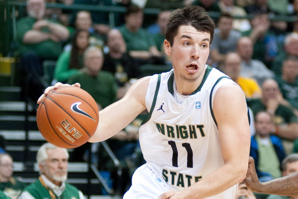 J.T. Yoho and the Wright State Raiders continued their excellent play on day two in Detroit.