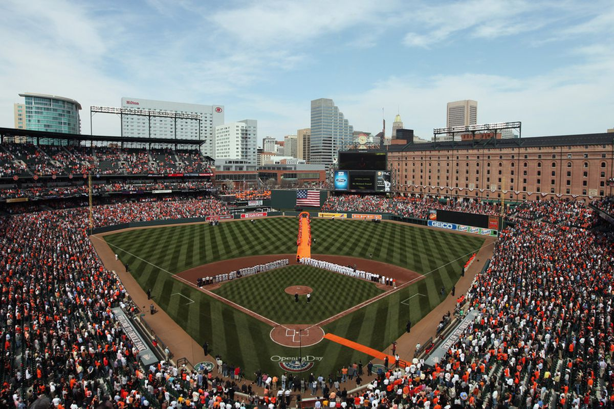I don't know if I'll ever be truly confident in the Orioles again, but yesterday was a pretty good start.