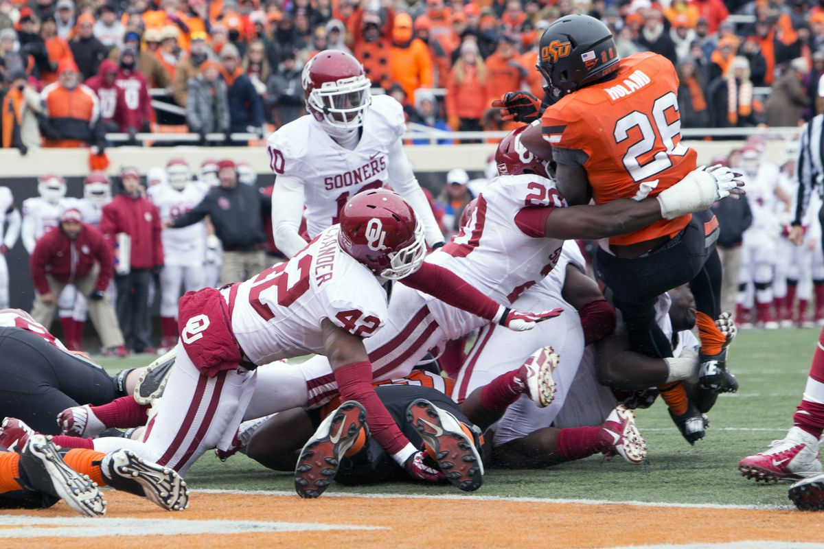 Oklahoma St. is denied a BCS Berth as Sooners steal win