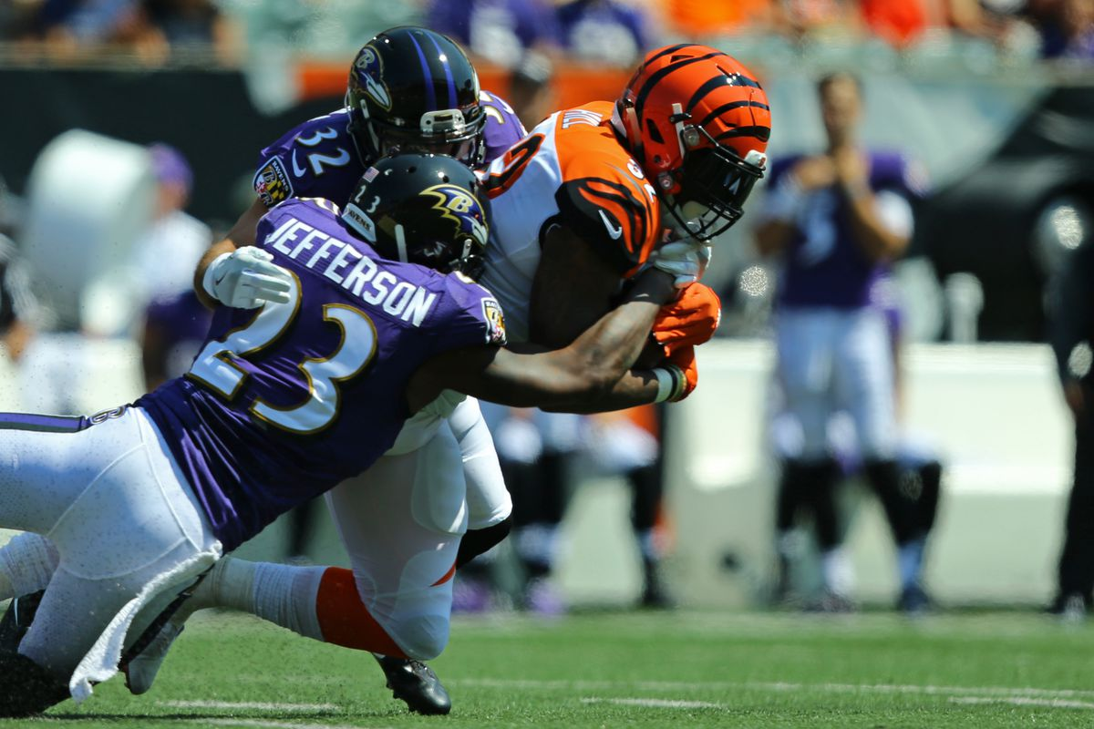Tony Jefferson signing already paying dividends for the Ravens