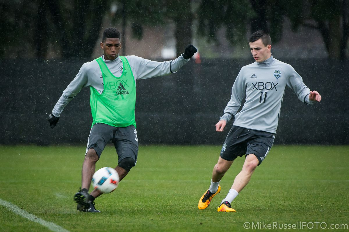 Photos: Training Day One