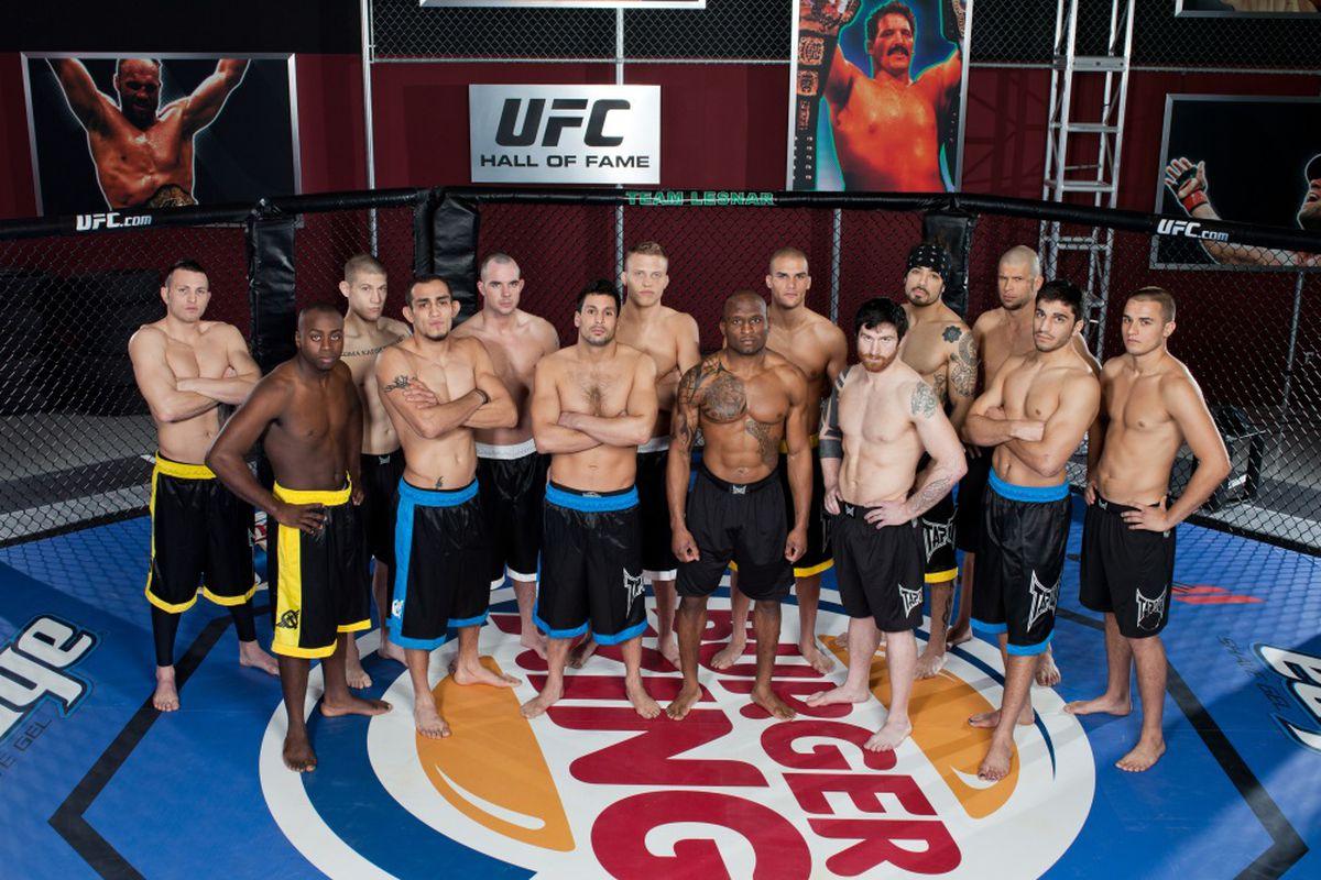 Ultimate Fighter 13 Finale: Bl...