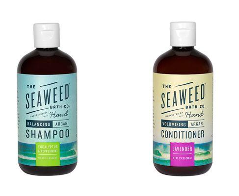 Seaweed Bath Co Shampoo Conditioner