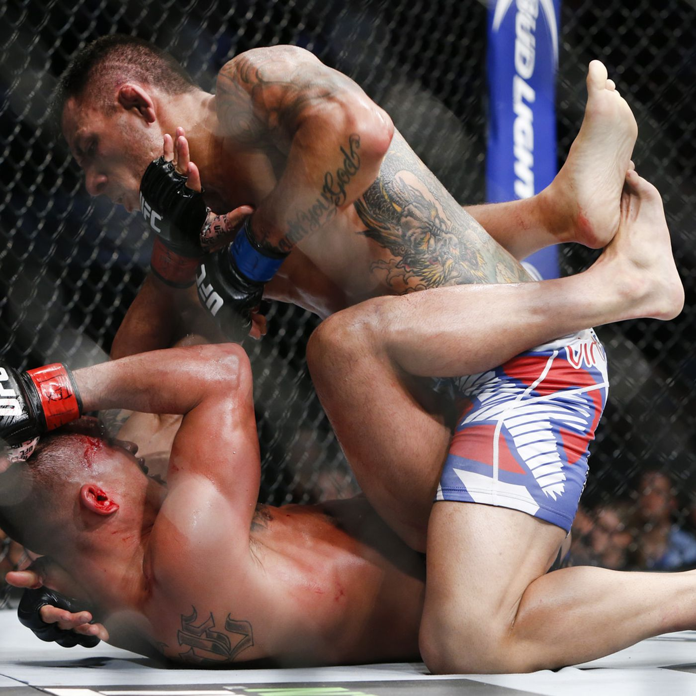 UFC champ Rafael dos Anjos to 'confused' Anthony Pettis: He knows he can't  beat me - MMA Fighting
