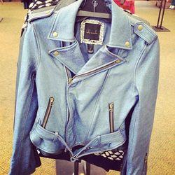 Badass leather jackets, $150.
