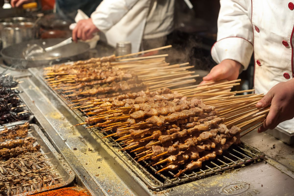 A Xinjiang Style Skewer Restaurant Will Open On Bellaire