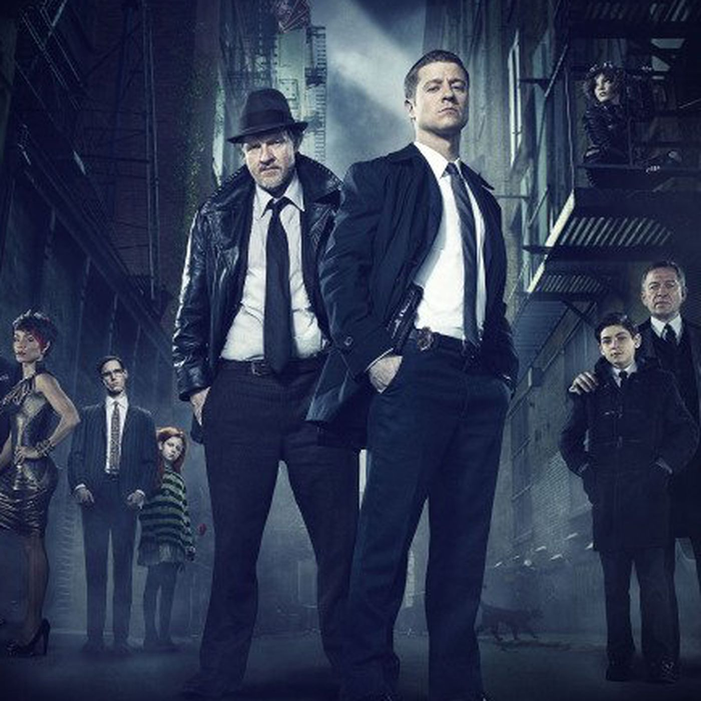 Fox is bringing Gotham back for a second season - The Verge