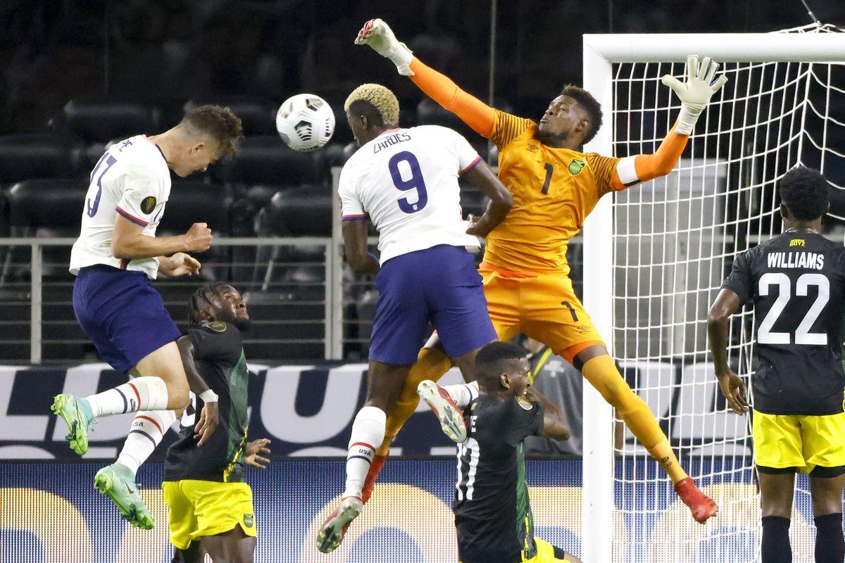 United States v Jamaica: Quarterfinals -2021 CONCACAF Gold Cup