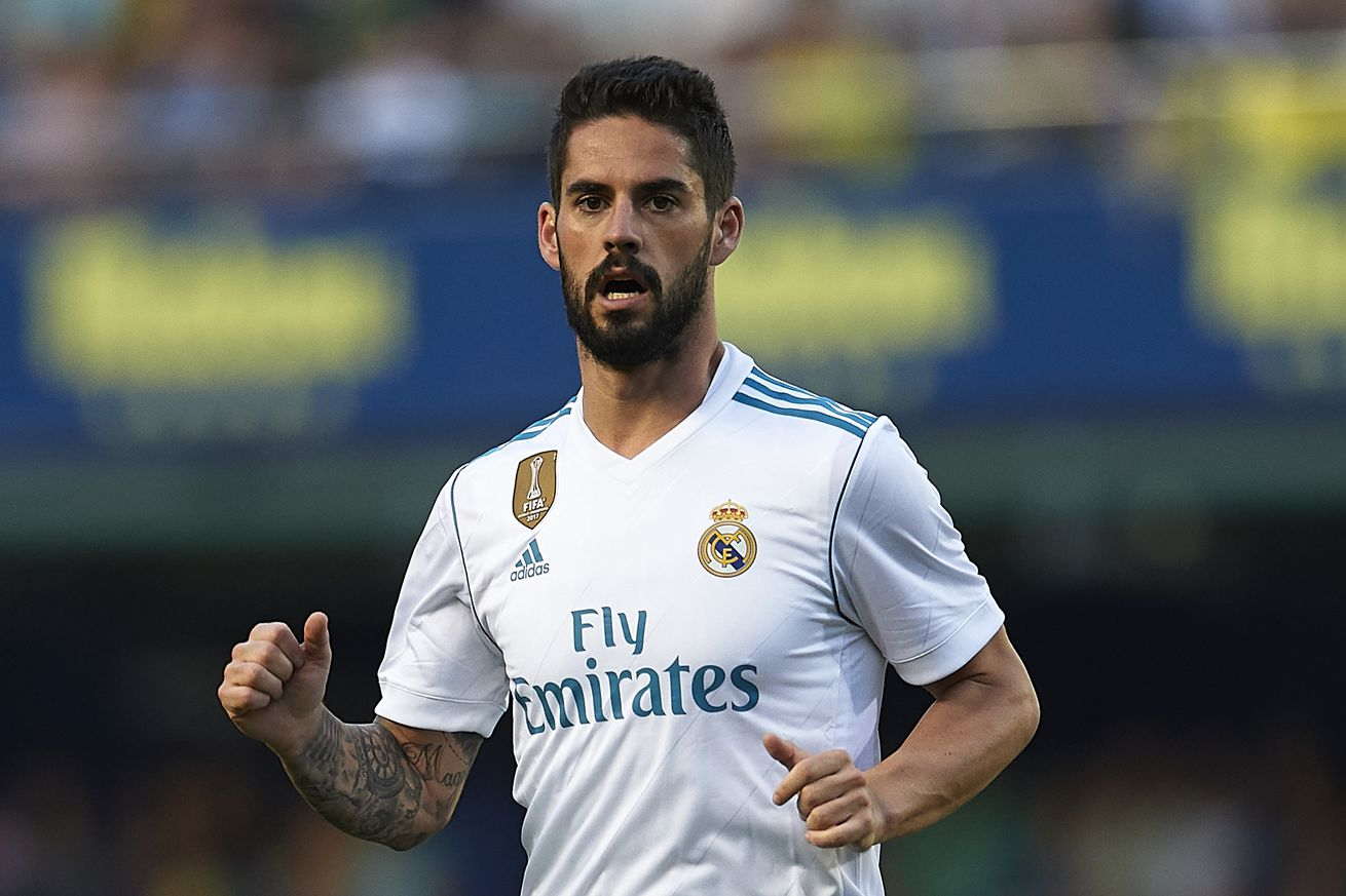 """Should Isco start for Real Madrid in Champions League Final against Liverpool"""""""