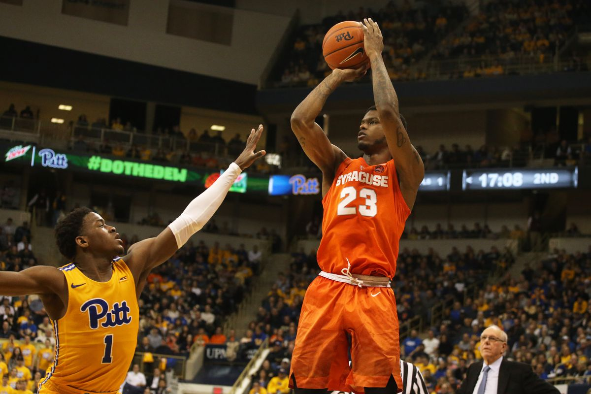 eafc8b8ade Frank Howard has chance to create real legacy at Syracuse in this NCAA  Tournament