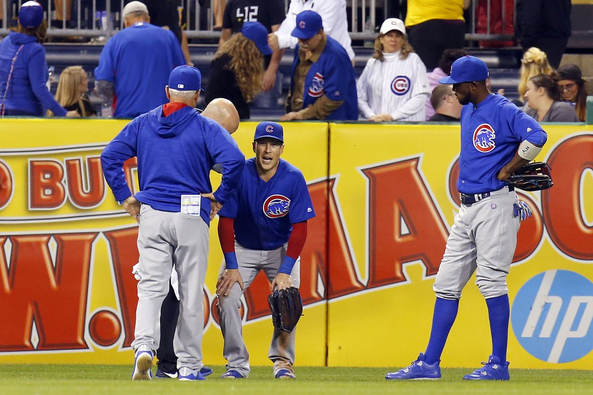 Chicago Cubs v Pittsburgh Pirates
