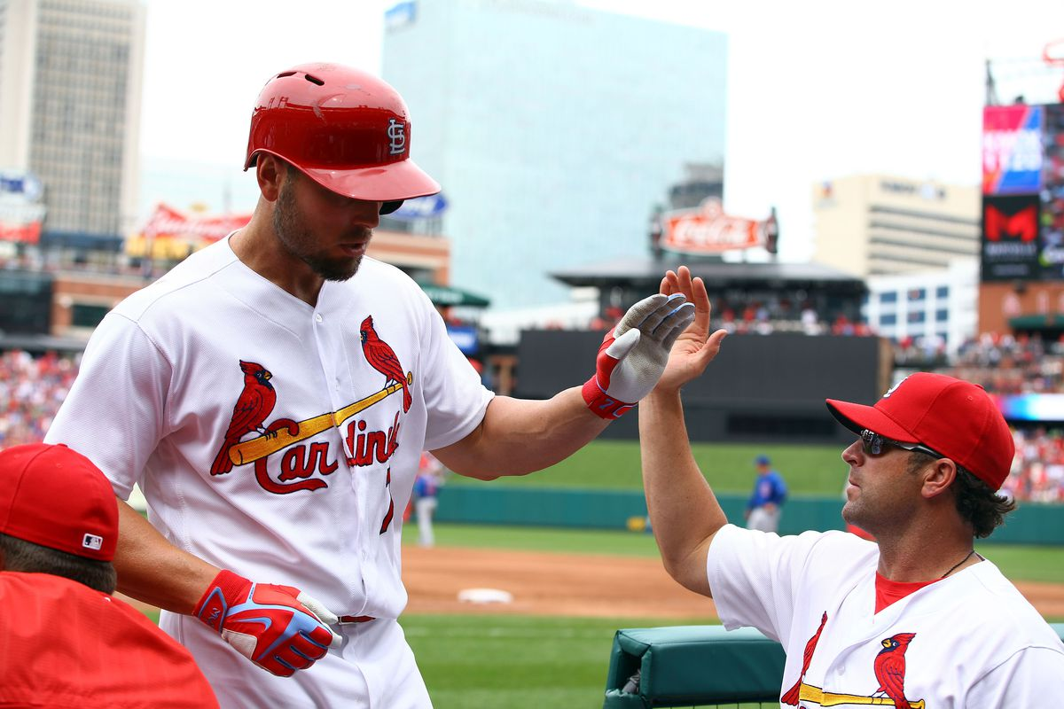 Sadly, no high-fives were to be had following the frustrating loss.