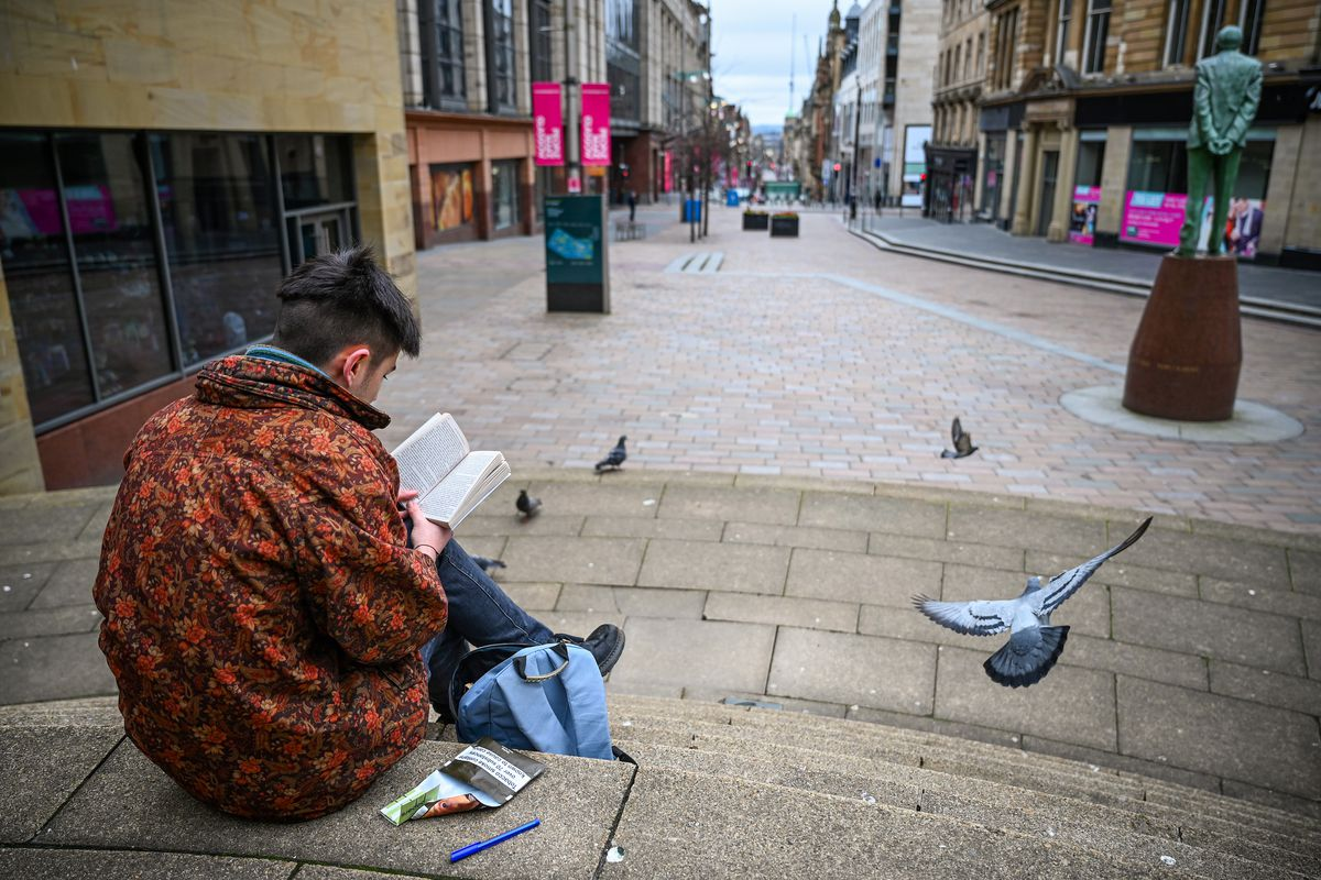 Scotland Feels The Impact Of Coronavirus