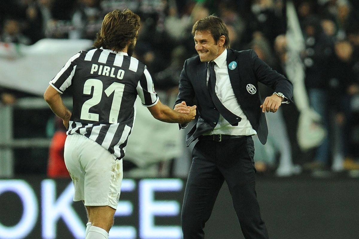 6508d9acd Is Andrea Pirlo another reason for Antonio Conte to use the 3-5-2 ...
