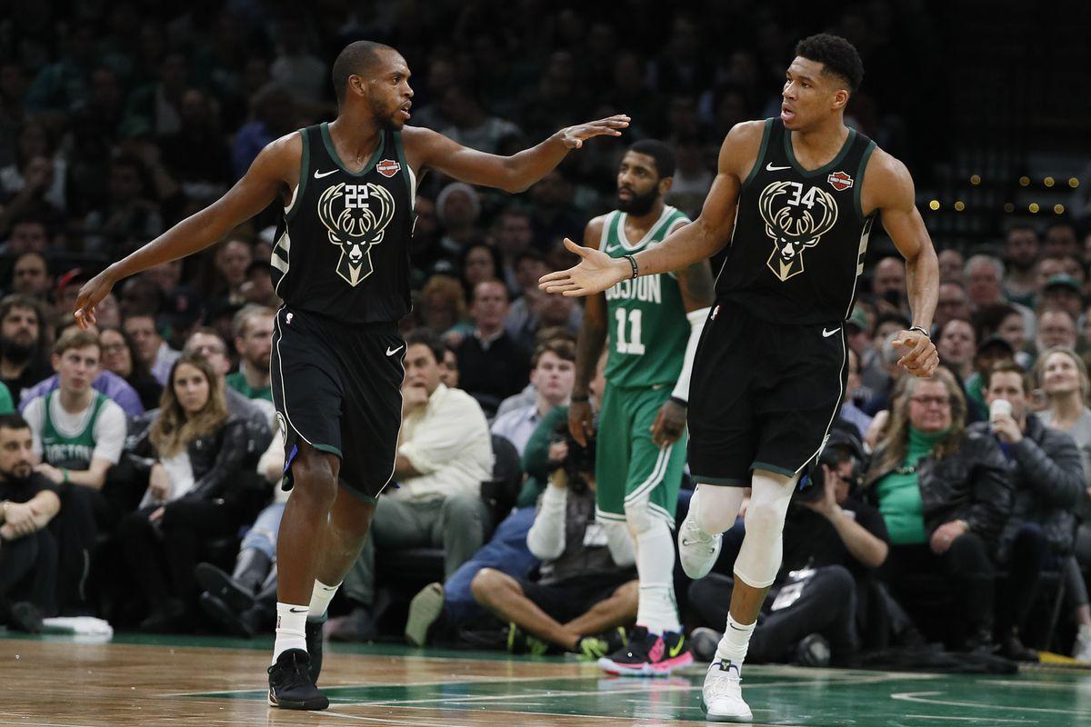 Boston Celtics vs Milwaukee Bucks Full Game Highlights ...