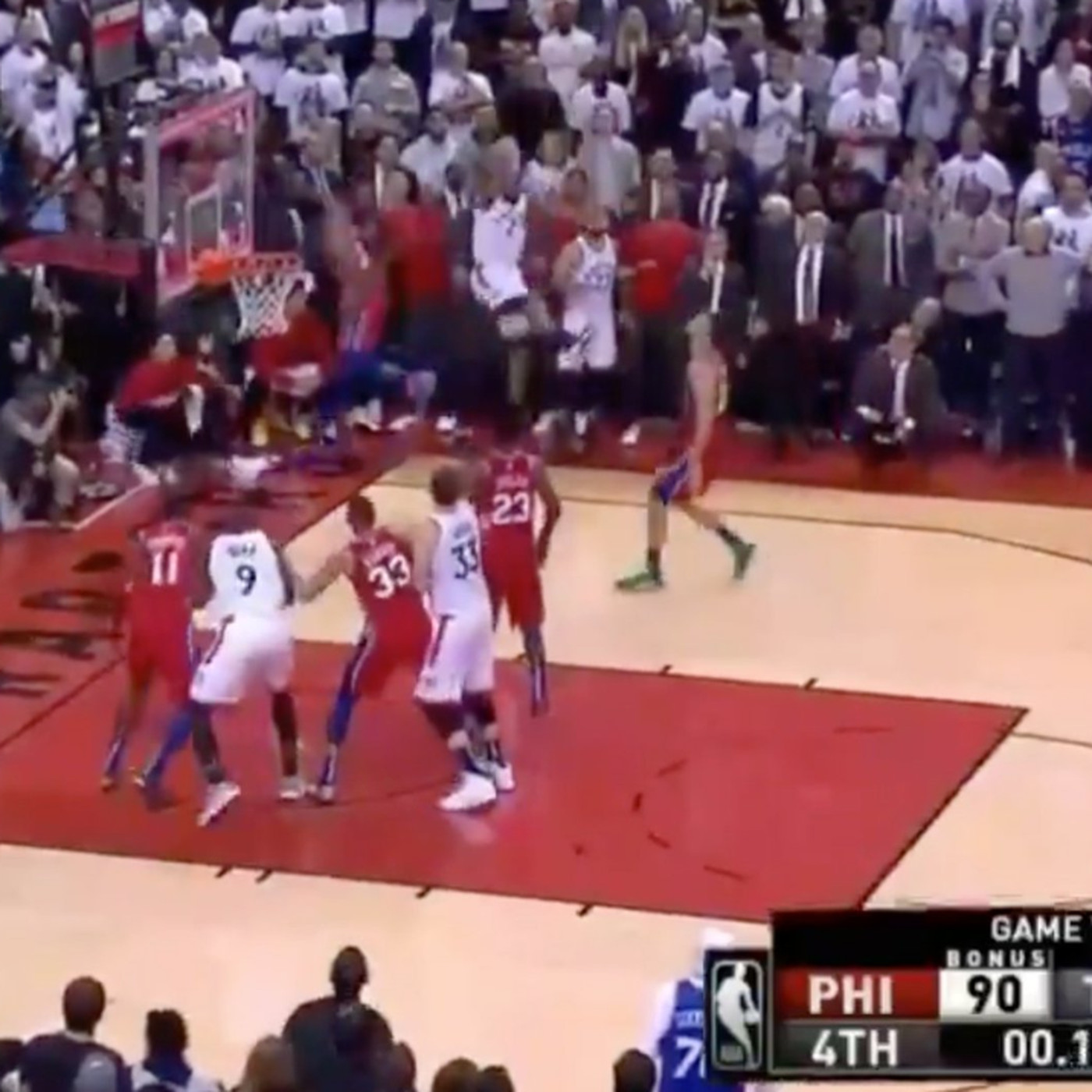 Kawhi Leonard S Impossible Buzzer Beater From Every Angle