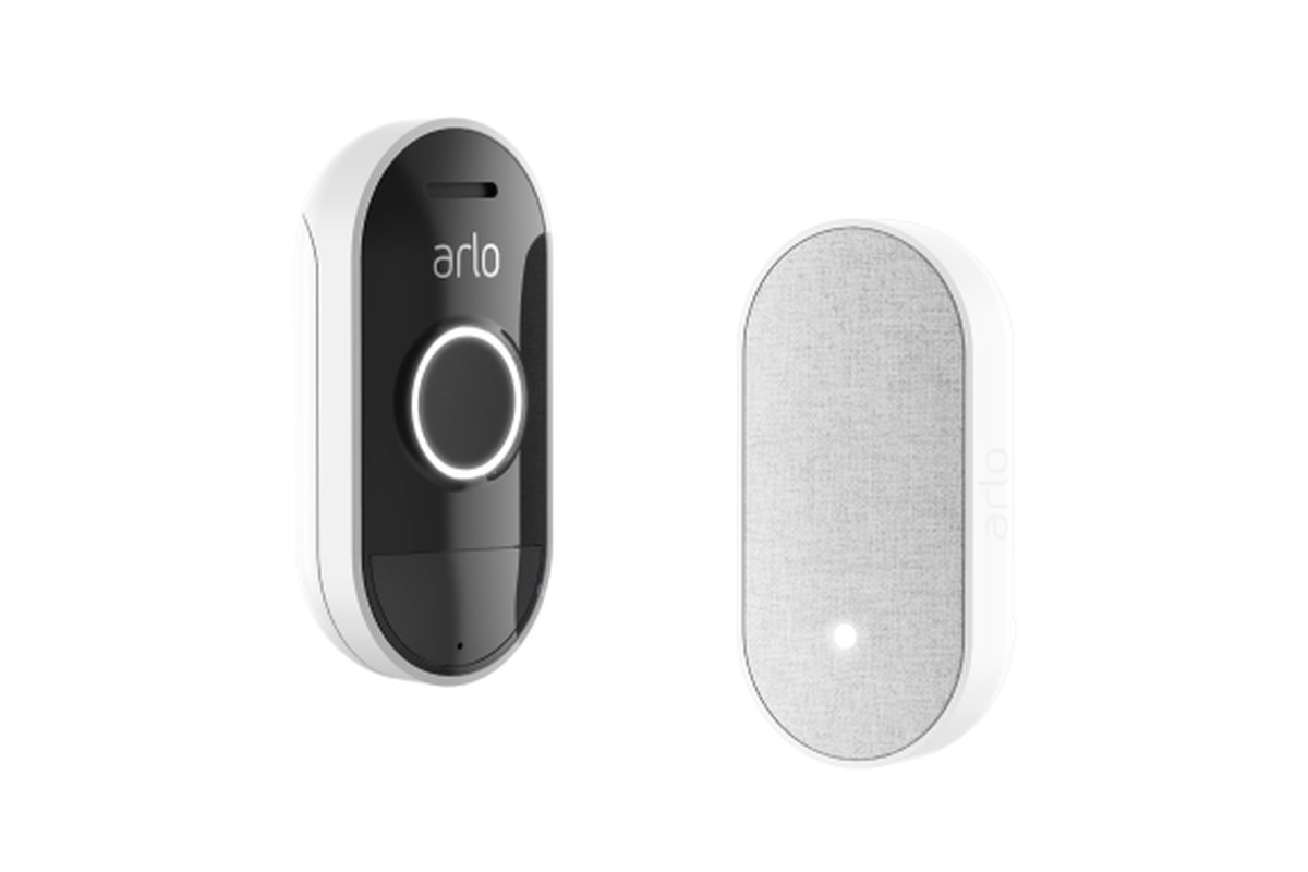 Netgear's Arlo brand gets a smart doorbell to go with its security