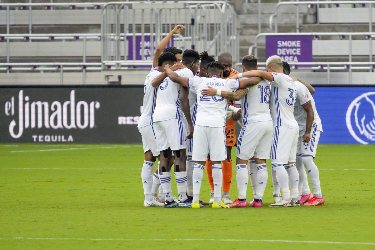 SOCCER: JUN 26 MLS - FC Cincinnati at Toronto FC