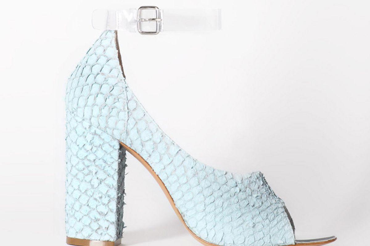 "Photo via <a href=""http://www.31philliplim.com/shop/sale-womens/shoes#cody-half-dorsay-with-ankle-strap"">3.1 Phillip Lim</a>"