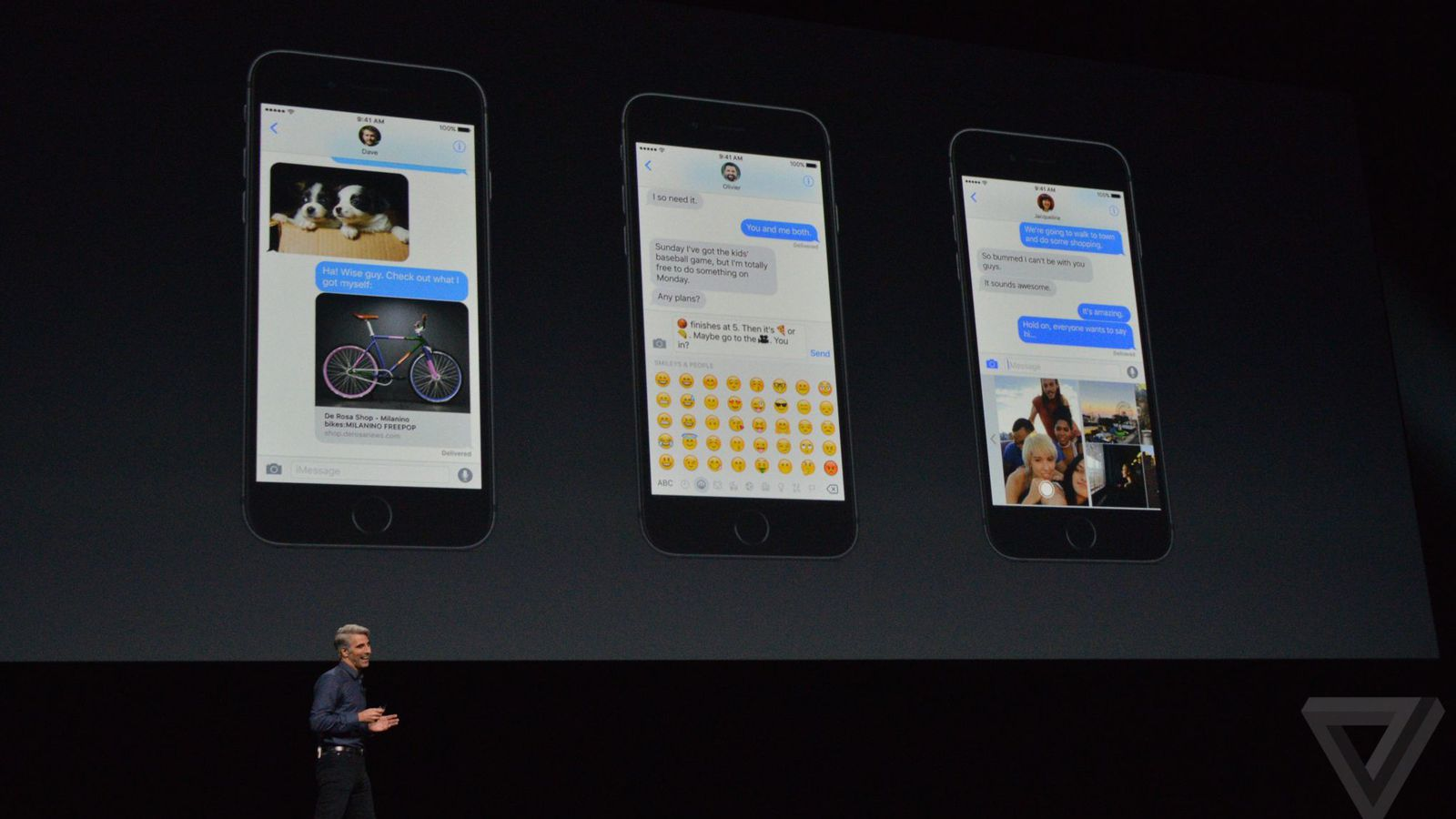 Apple's iMessage strategy: steal from Snapchat and Facebook