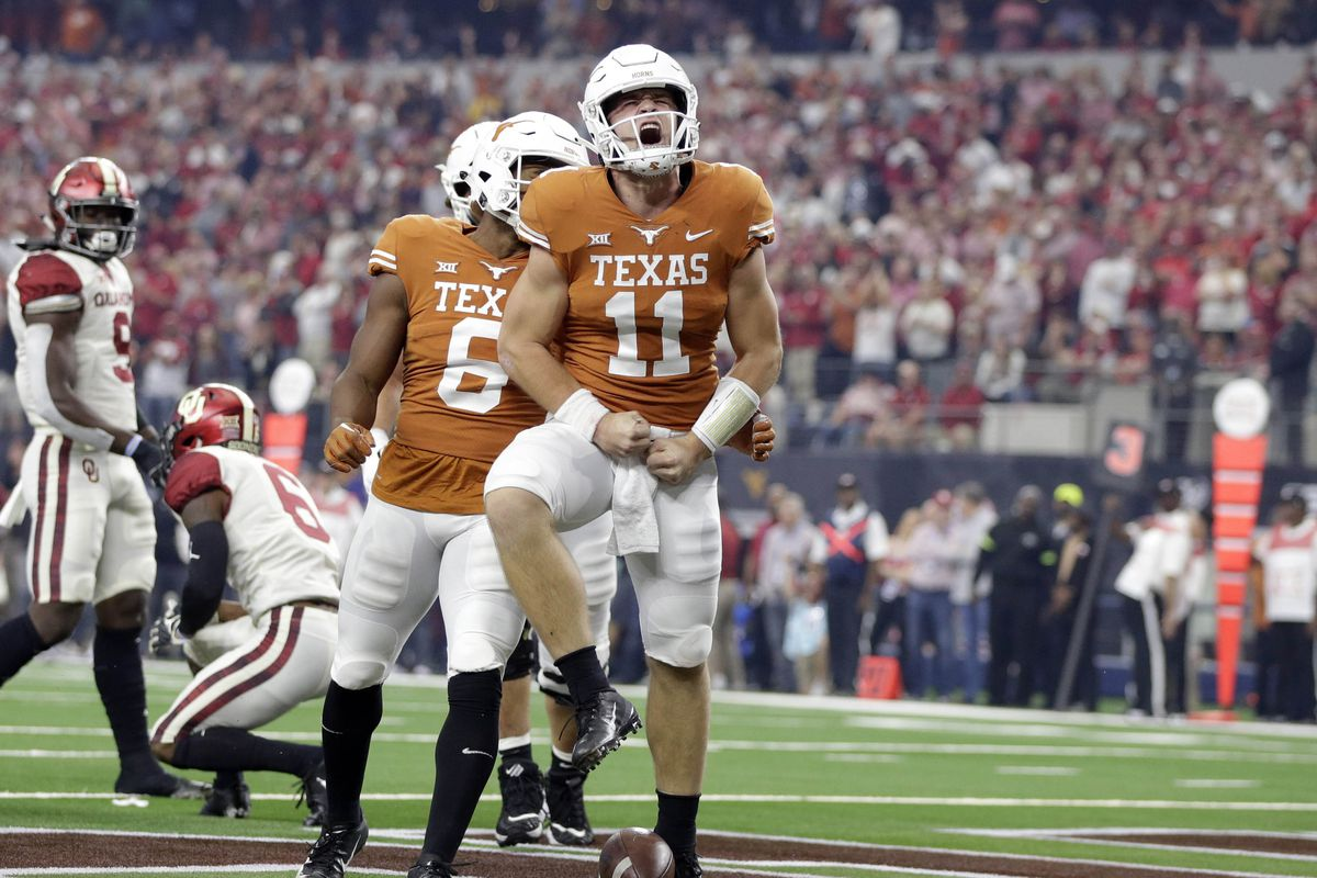 Texas Ranked No 15 In Final College Football Playoff Rankings
