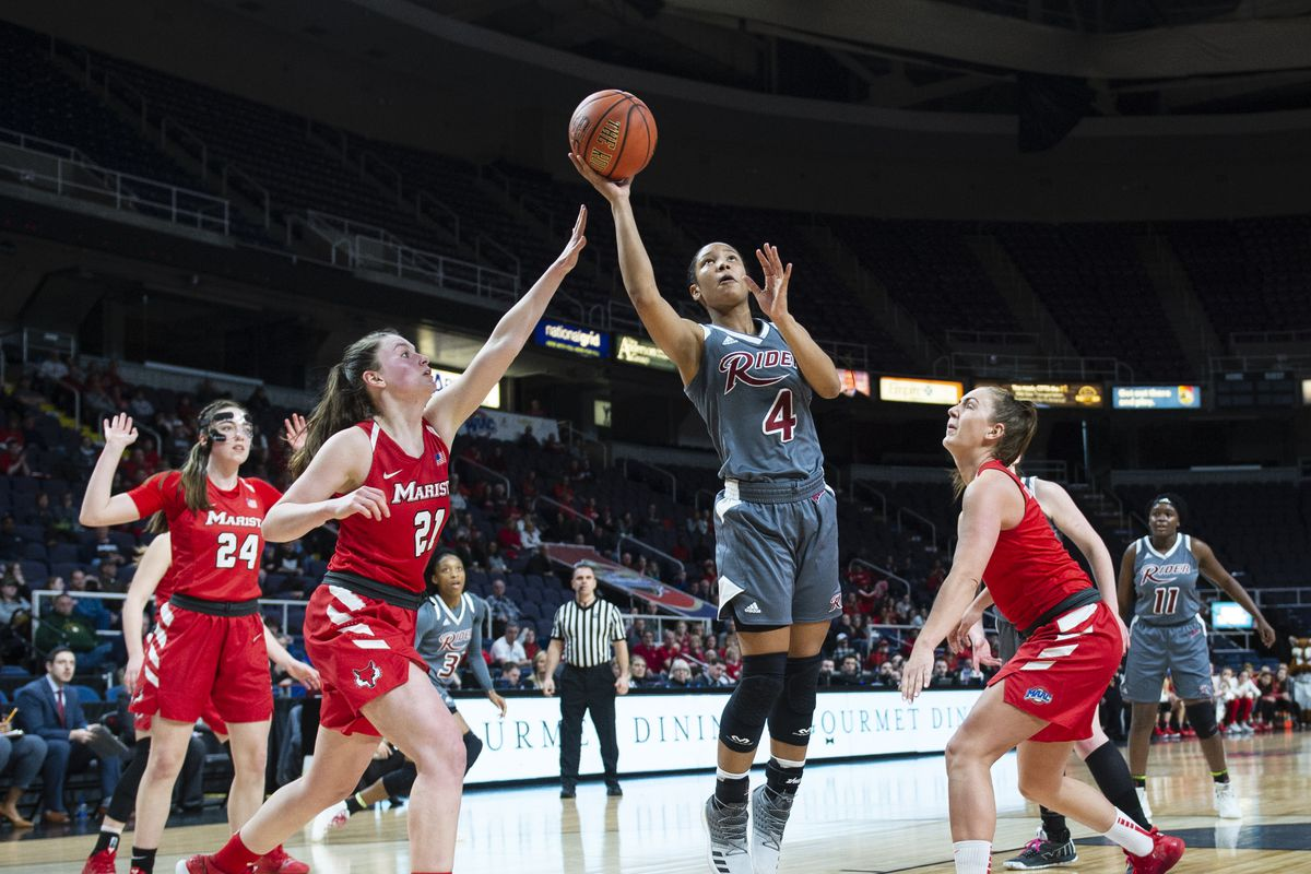 COLLEGE BASKETBALL: MAR 10 MAAC Conference Women's Tournament - Marist v Rider