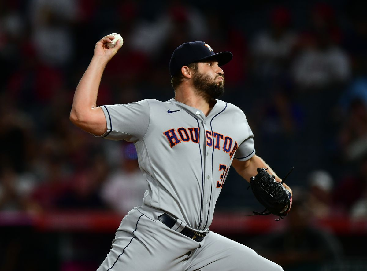 MLB: AUG 13 Astros at Angels