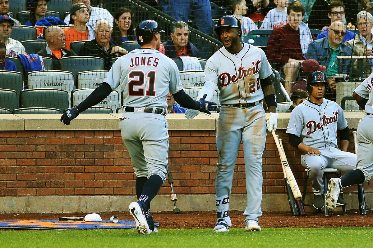 Final Score: Tigers 9, Mets 8—Big flies, Tigers, and Polar Bears, Oh My!