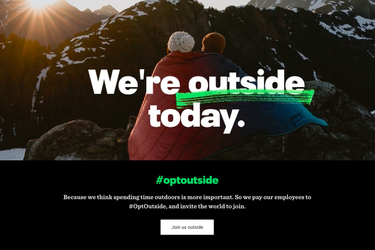 0761edeb0fe Black Friday 2018  why REI and other brands are offering deals - Vox