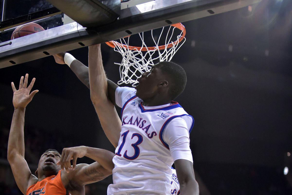Kansas Basketball: Cheick Diallo 2016 NBA Draft Profile