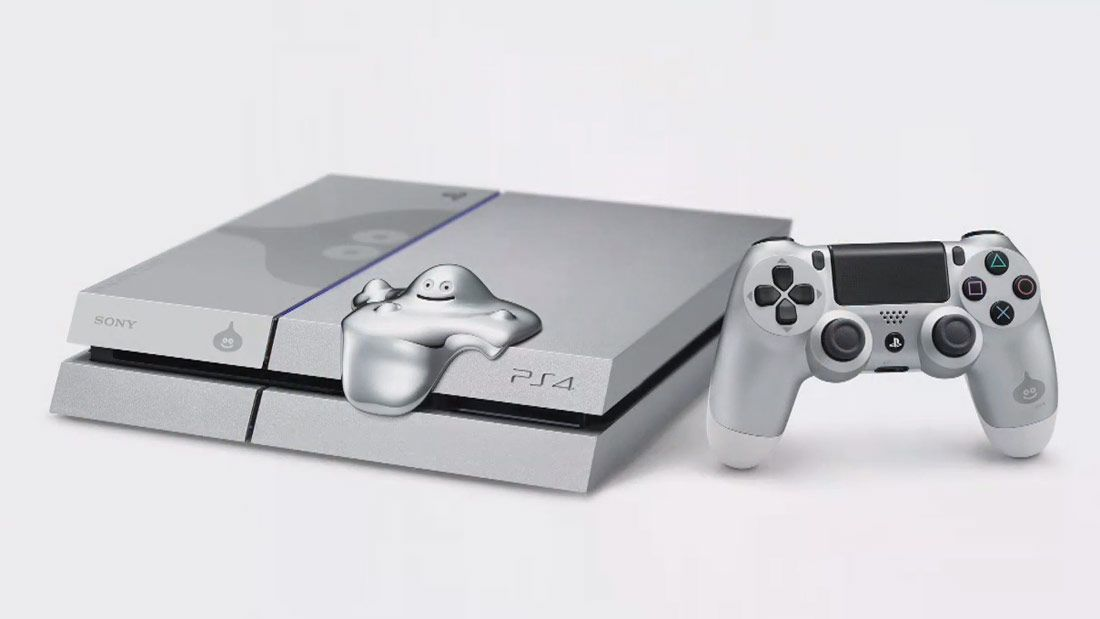 Metal Slime PS4