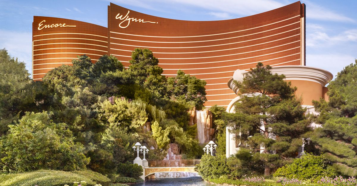 The Wynn Las Vegas will soon have a podcast studio in its lobby
