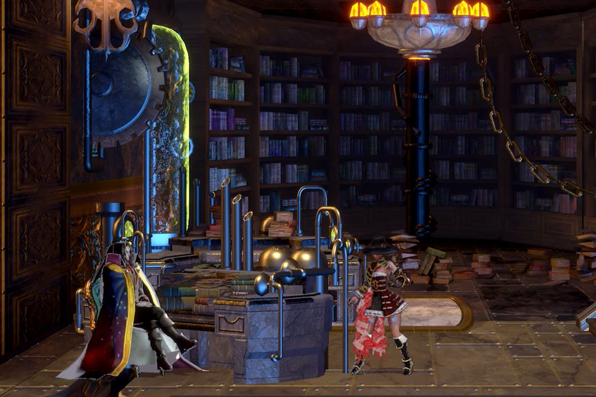 Bloodstained demon 127 guide - Polygon