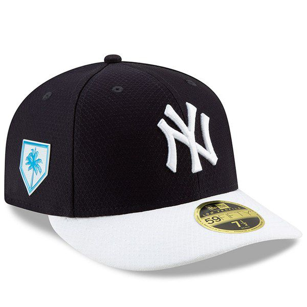 447385f7f23 Yankees New Era 2019 Spring Training Low Profile 59FIFTY Fitted Hat for   39.99 Walmart