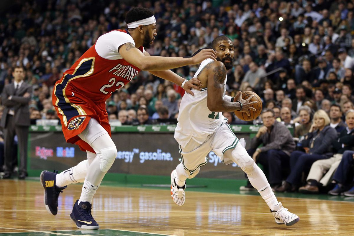 dfb67c4f6a1 Doomsday scenario  who are the Celtics without Anthony Davis and Kyrie  Irving