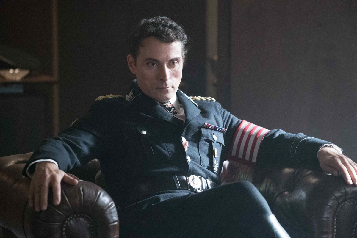 The Man in the High Castle season 2 is the worst TV show of